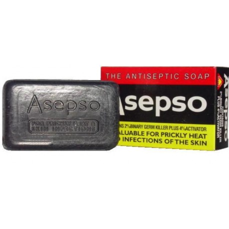 Asepso Antiseptic soap 85 gr