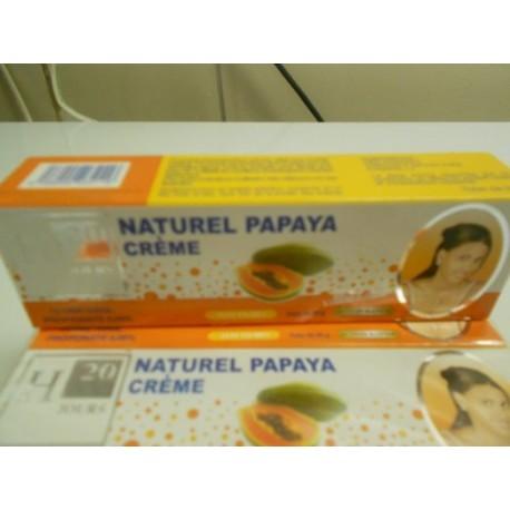 H20 natural papaya cream 30g