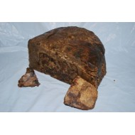 Raw African Black Soap From Ghana 3lbs
