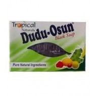 Tropical Natural Dudo-Osun Black Soap - 150g (12 Packs)
