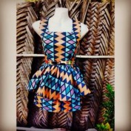 African half blouse