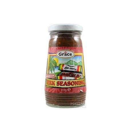 Grace Jerk seasoning Hot