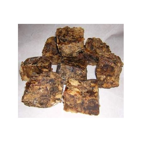 Raw African Black Soap From Ghana 7 0z
